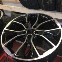 Diamond cut wheel repair service crawley surrey